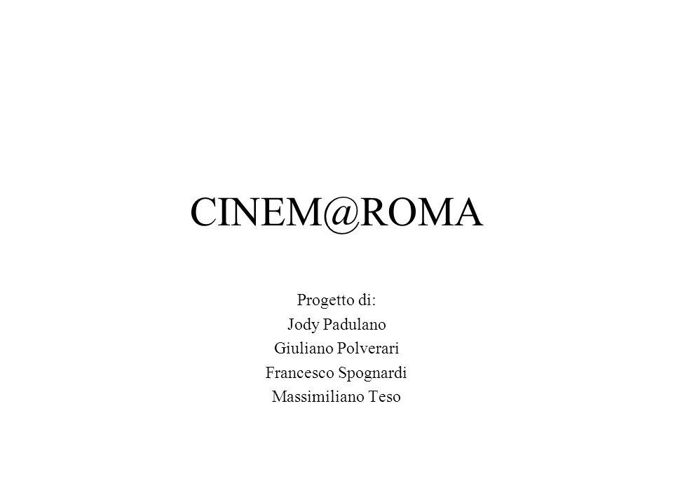 Perché CINEM@ROMA.