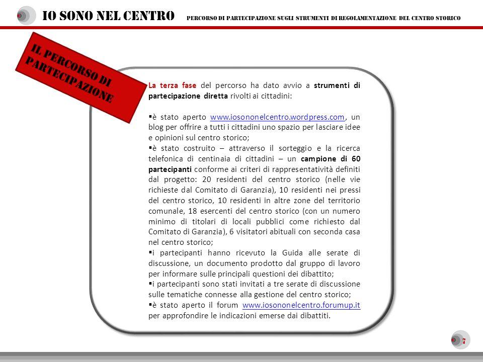 Contributo mail di Paolo Galaverna Altri suggerimenti per il Comune di Pietrasanta: 1.