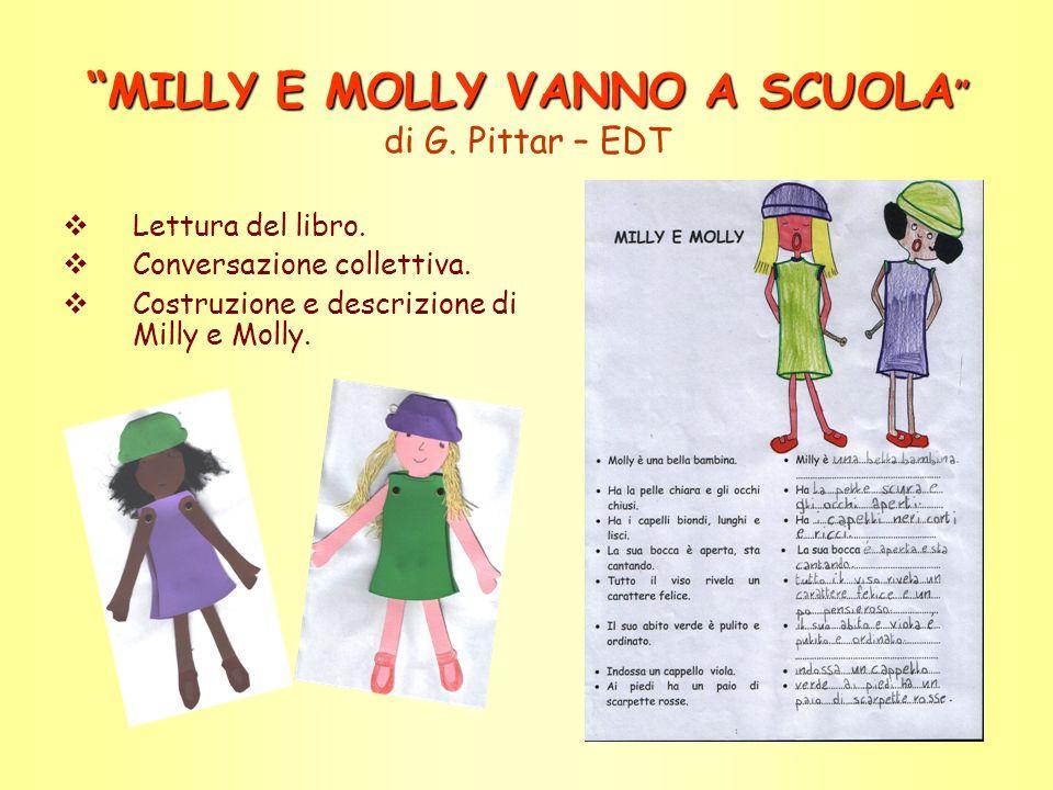MILLY E MOLLY VANNO A SCUOLA MILLY E MOLLY VANNO A SCUOLA di G.