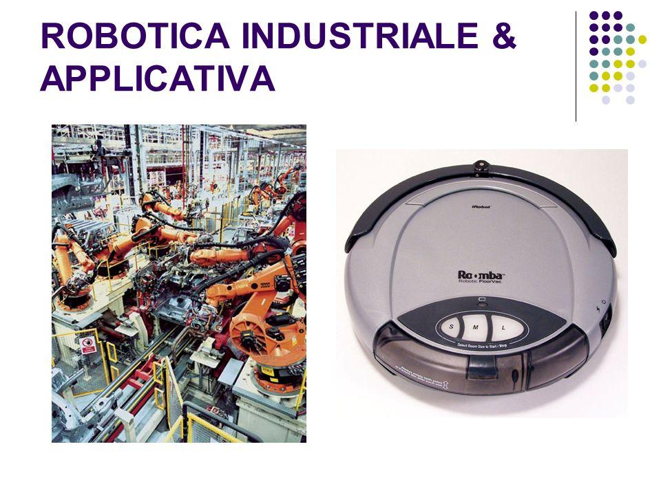 ROBOTICA INDUSTRIALE & APPLICATIVA