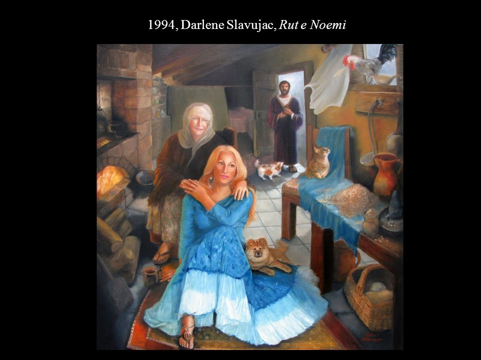 1994, Darlene Slavujac, Rut e Noemi