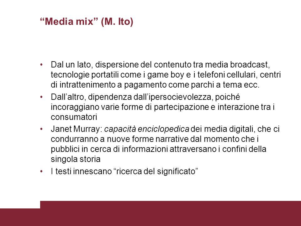 Media mix (M.