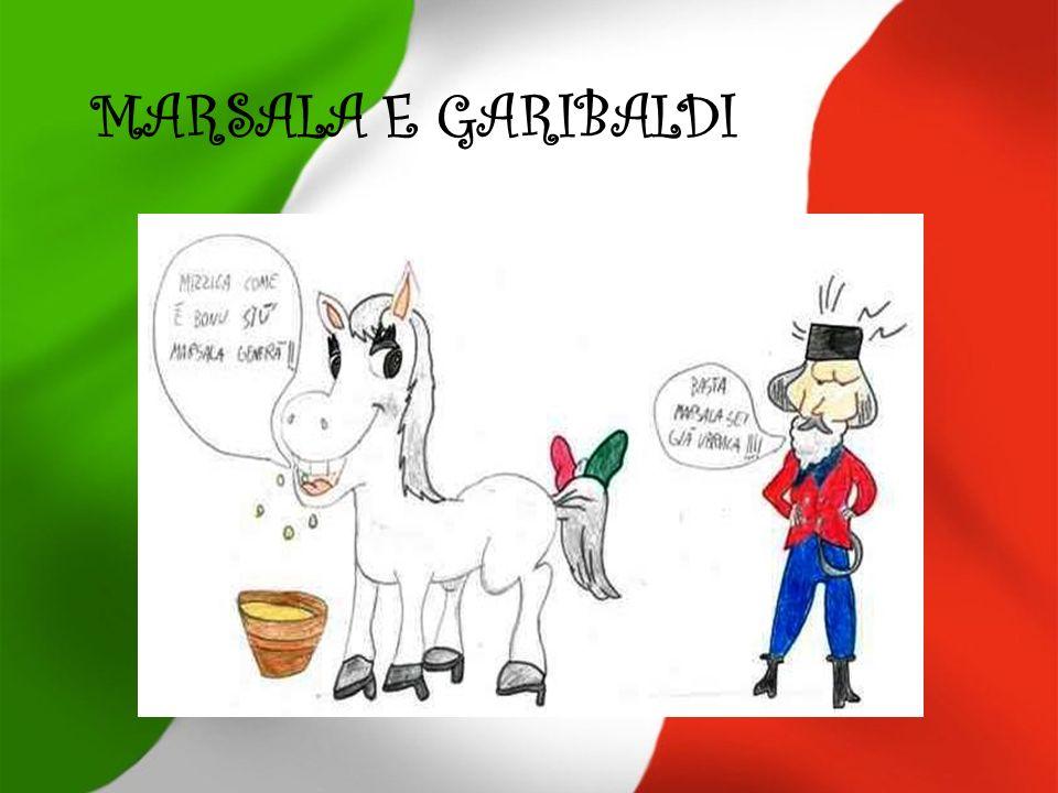 MARSALA E GARIBALDI