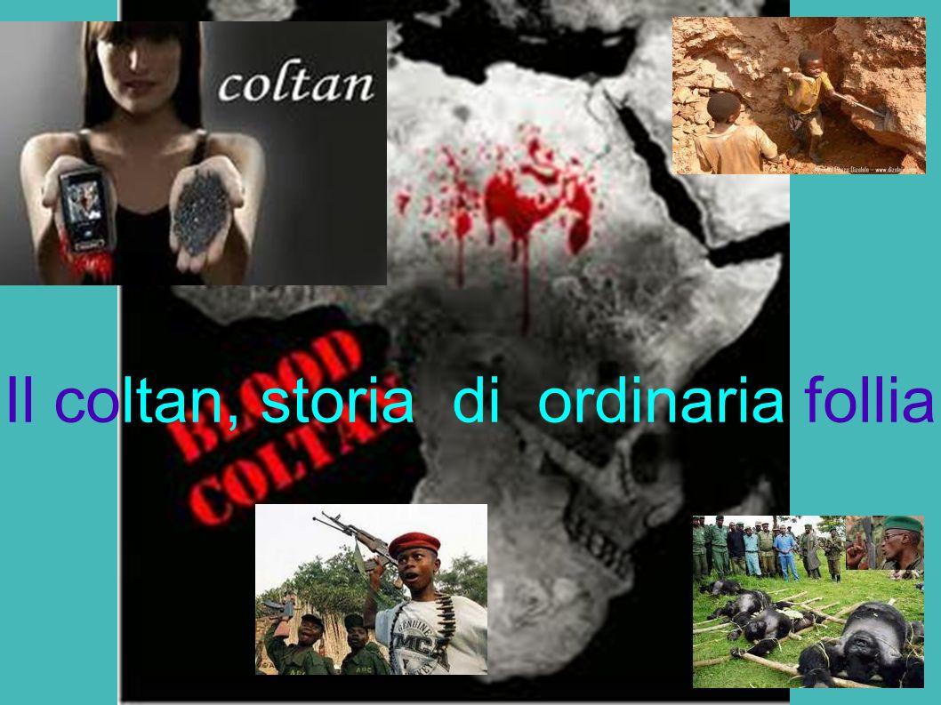 Il coltan, storia di ordinaria follia
