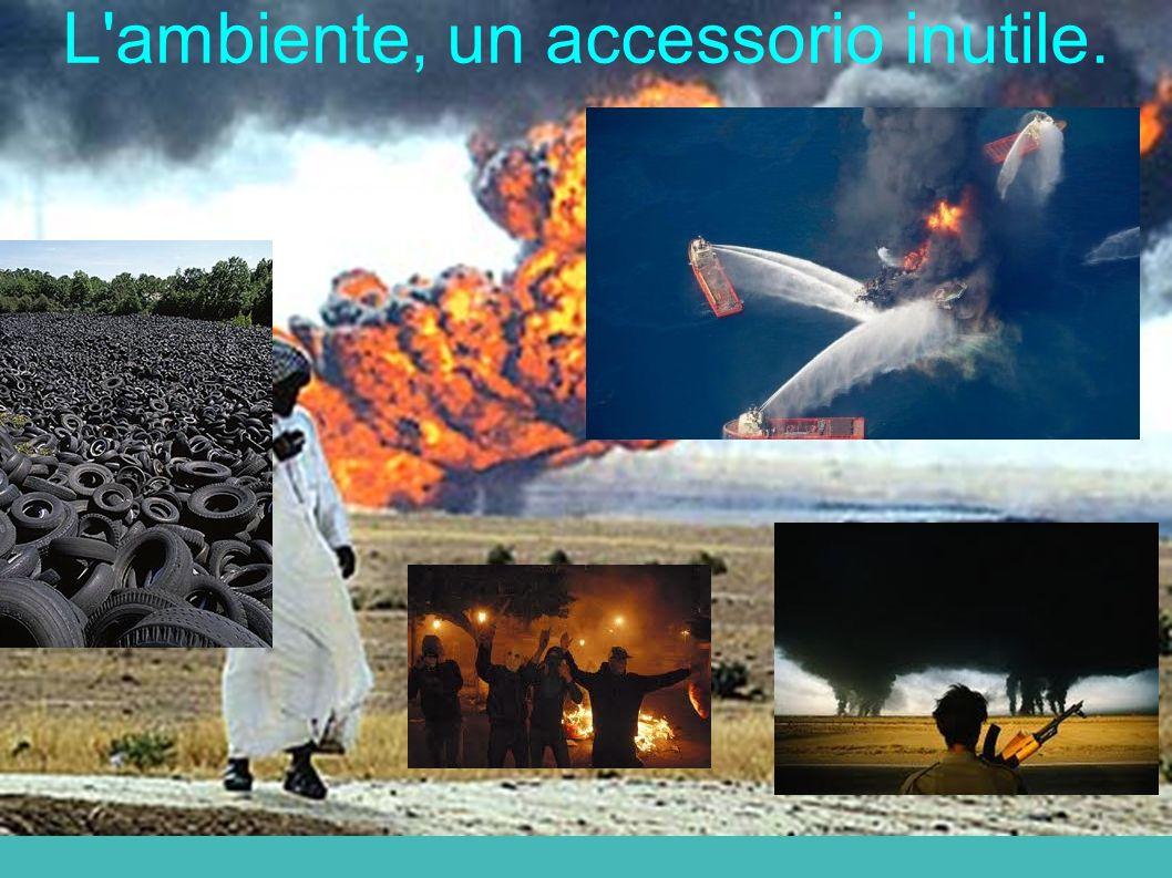 L ambiente, un accessorio inutile.