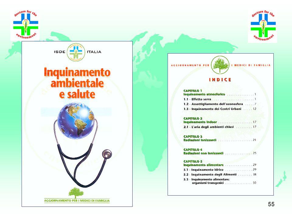 54 - Ambiente e salute in occasione della costituzuione dellISDE – Cortona, AR, 25 novembre 1990 - Ruolo del Medico di Medicina Generale per la protez