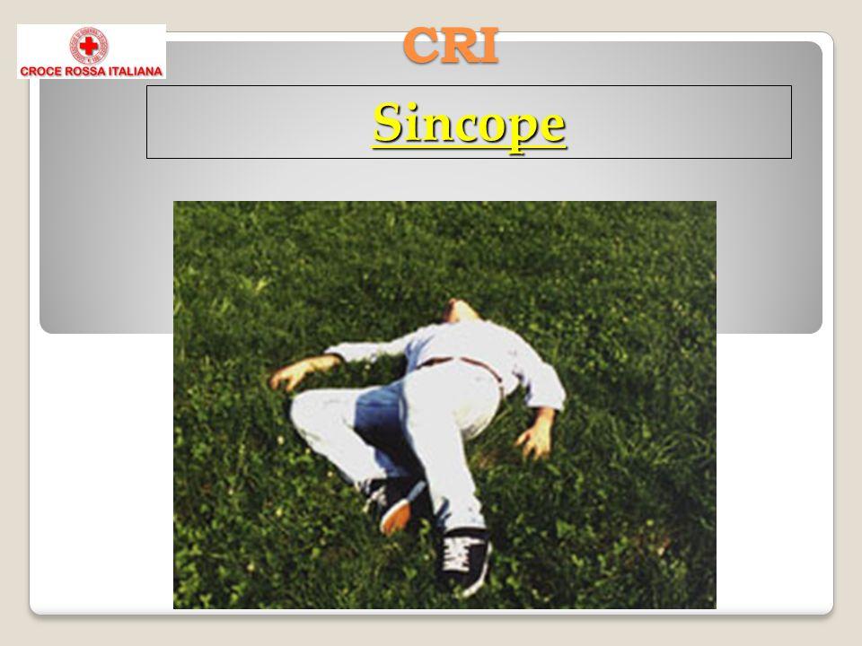 CRI Sincope