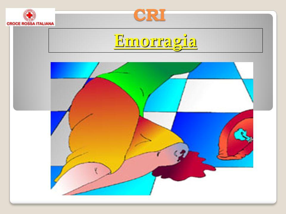 CRI Emorragia