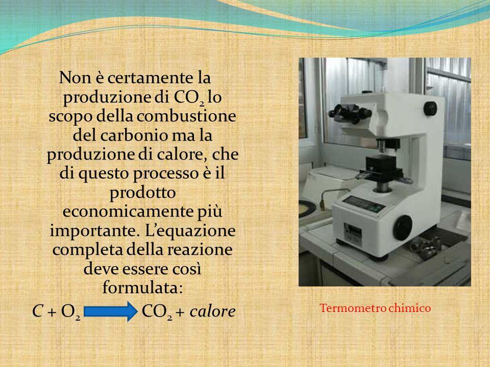 Termochimica (Parte della chimica che studia le trasmissioni dellenergia e quindi anche il calore) Termodinamica (Materia che studia gli scambi tra sistema e ambiente)