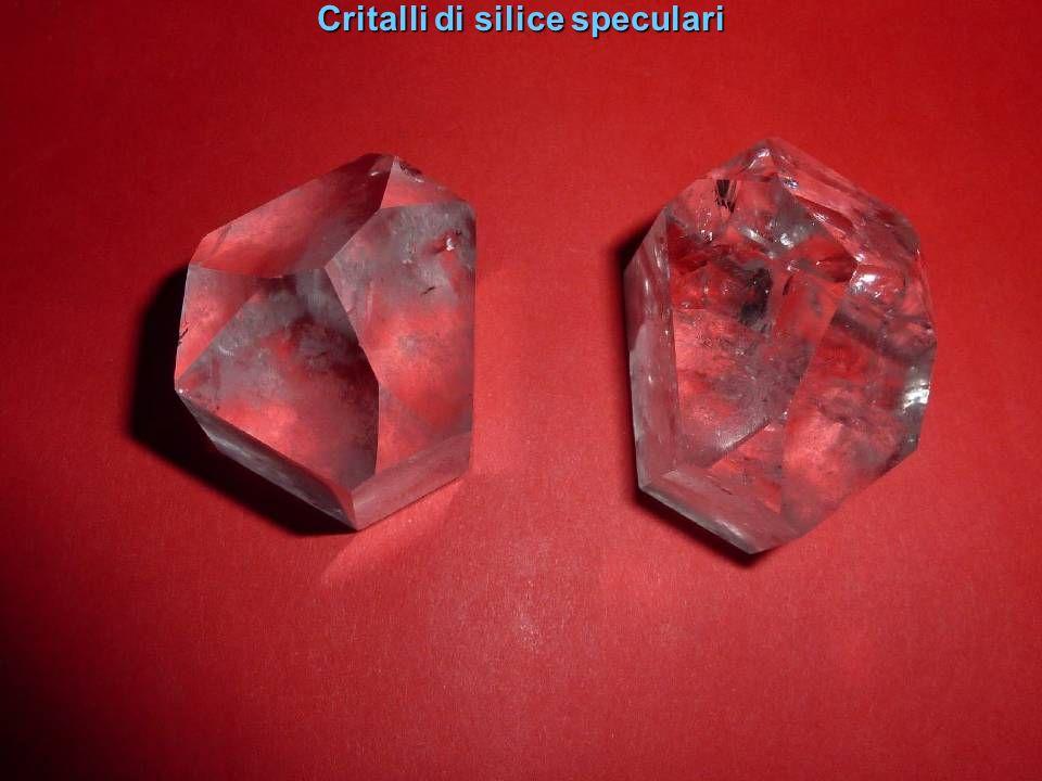 I cristalli sono solo di un tipo .