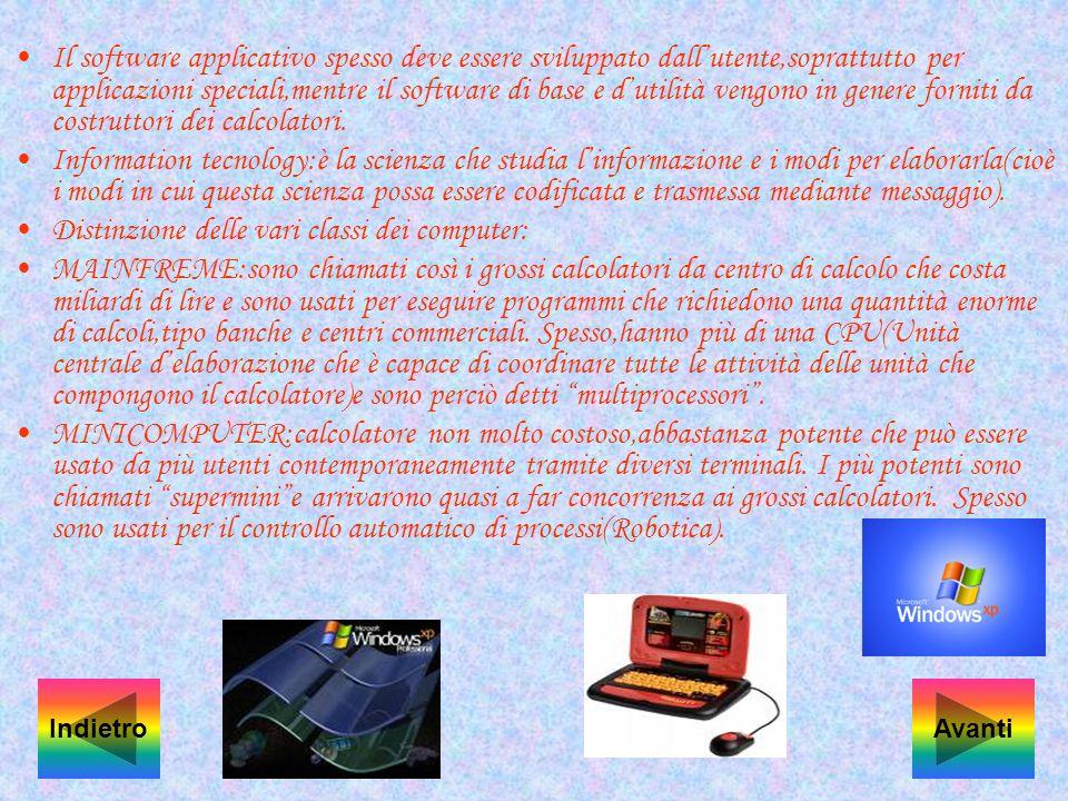 MODULO n1 SKILLS CARD Hardware:significa apparecchiature o dispositivi fisici ed elettronici del calcolatore. Es. stampante,tastiera,video,mouse ecc.