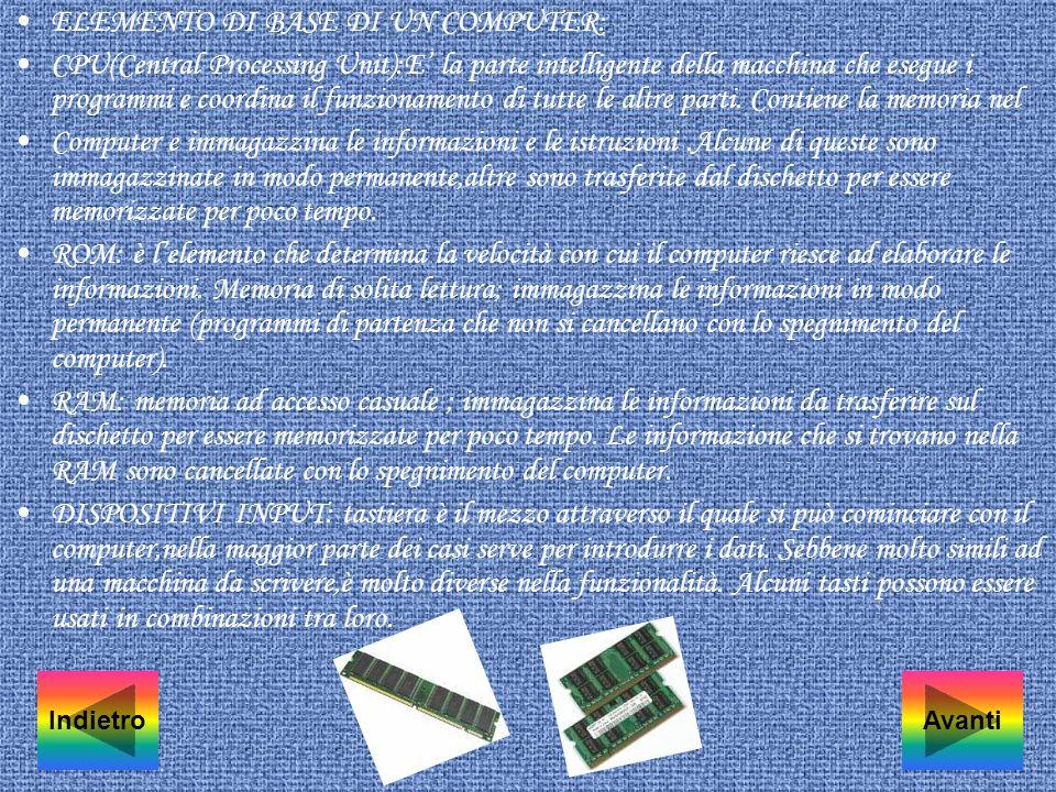 NETWORK COMPUTER:è un insieme di calcolatori e terminali collegati tra loro in modo da potersi scambiare messaggi mediante trasmissioni in serie.I pri
