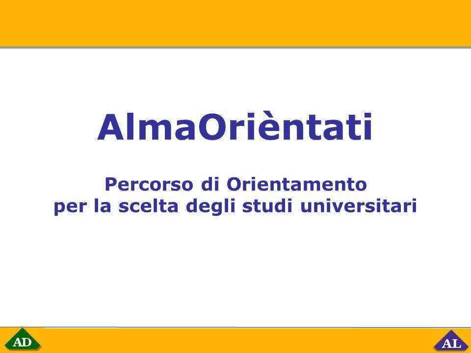 PROFILO FINALE sez 3 - Corsi di laurea più vicini alle tue preferenze Scheda completa del Corso di laurea