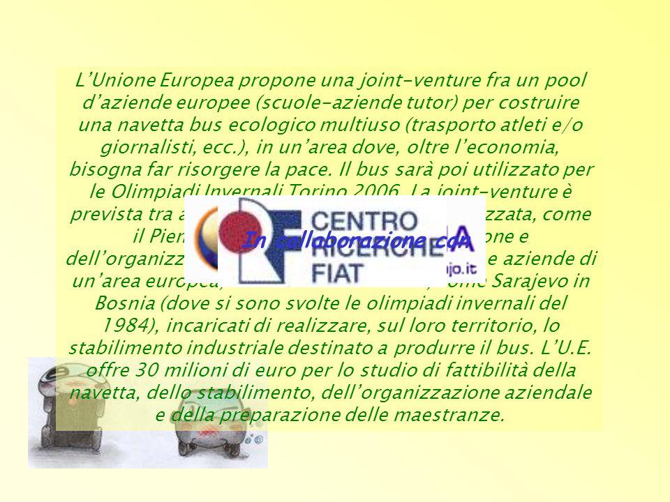 oving oung urin ydrogen lympic afe Sei scuole della provincia di Torino : LITI E.