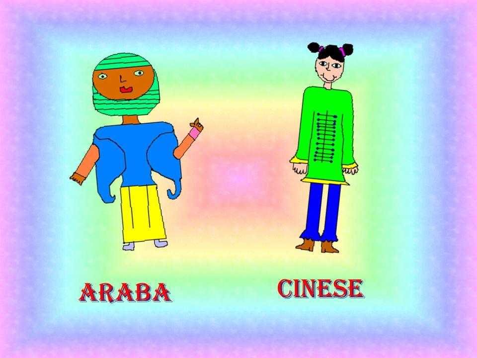 ARABA CINESE