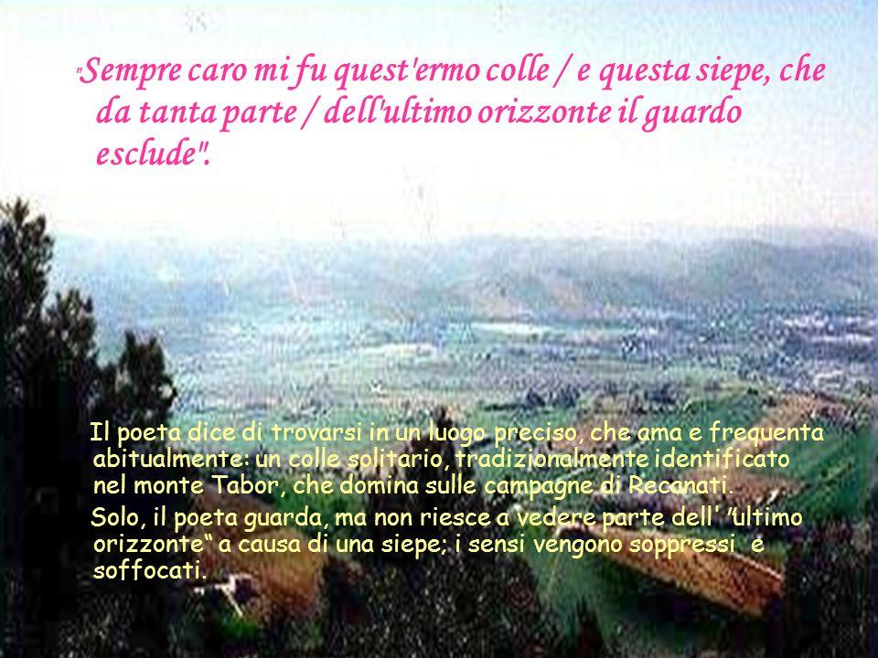 In Italia tra gli anni 20 e 30 si sviluppa una corrente poetica chiamata Ermetismo di cui Giuseppe Ungaretti è il massimo esponente Le composizioni dei poeti ermetici sono molto brevi, scarne, si esprimono attraverso poche parole di intenso valore allusivo, simbolico, capaci di evocare sensazioni straordinarie I poeti ermetici, in modi concentrati ed essenziali, esprimono il senso di vuoto, la solitudine morale dell uomo contemporaneo, il suo male di vivere