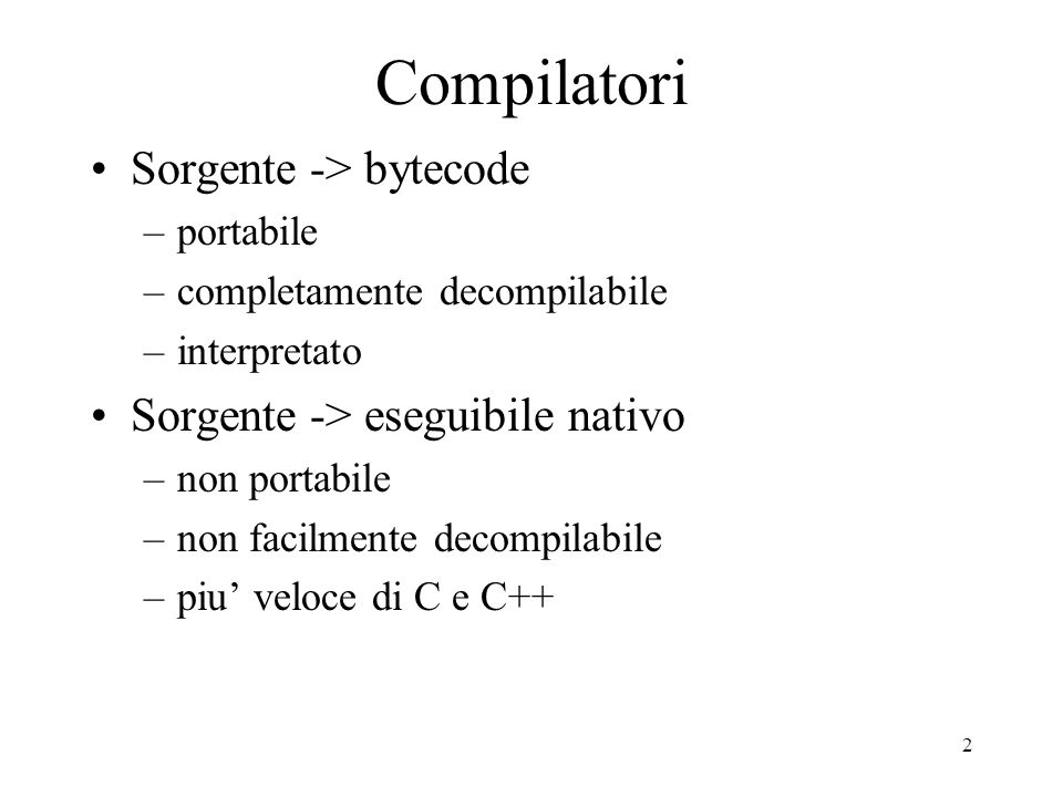 13 Costrutti di controllo (Cont.) if( ) { if( ) { } else { } else if( ) { } else if( ) ….