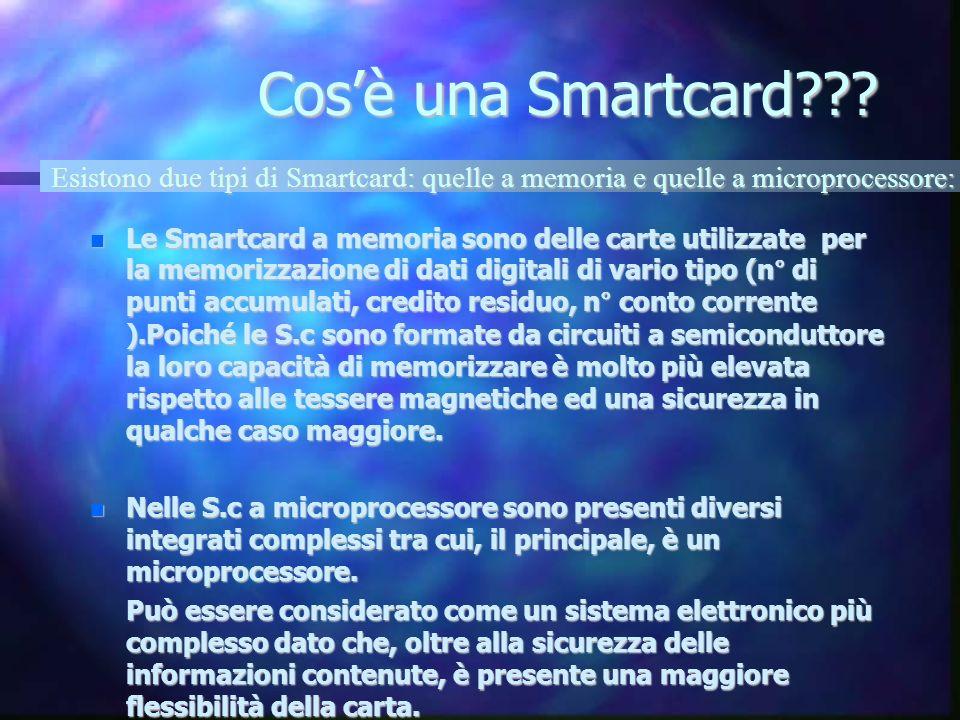 Progetto di un lettore di Smartcard Progetto realizzato tramite rivista