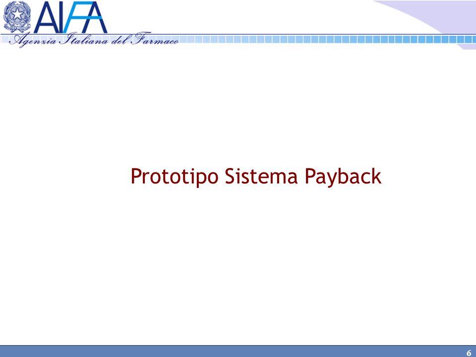 17 Opzione A) l Azienda comunica la non accettazione del Payback