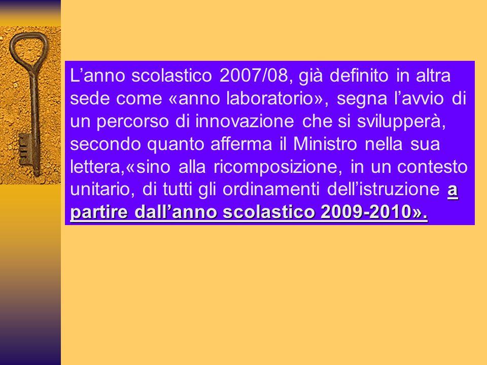 Lingua italiana Più attività di laboratorio e più valorizzazione delle biblioteche scolastiche per lincontro con la lettura e con gli autori non solo per i testi strettamente scolastici.