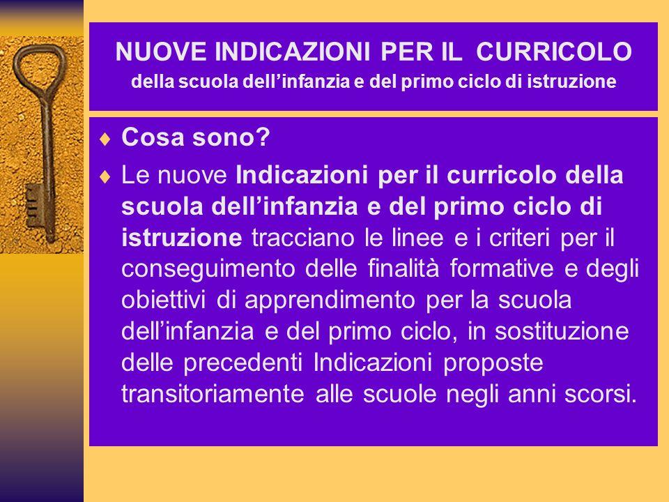 CULTURA, SCUOLA, PERSONA I paragrafi La scuola nel nuovo scenario Centralità della persona Per una nuova cittadinanza Per un nuovo umanesimo