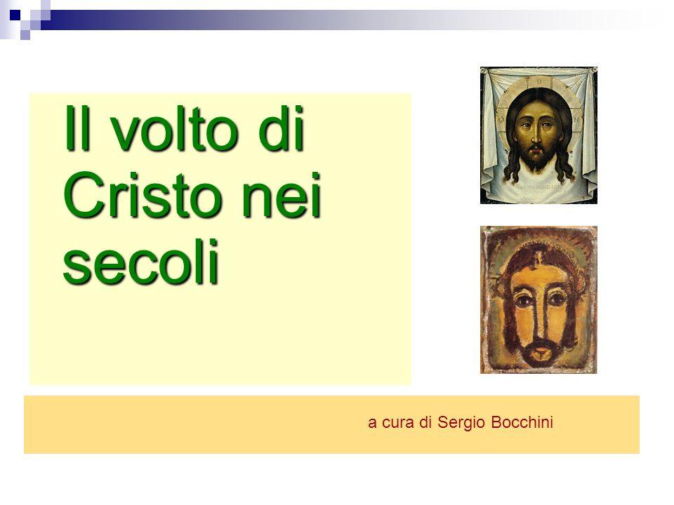 Il volto di Cristo nei secoli Eusebio di Cesarea, nel IV secolo d.C., trovava futile e riduttivo il desiderio di molti credenti di possedere il ritratto del Cristo.