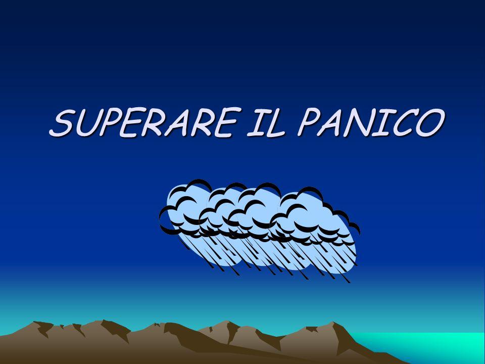 SUPERARE IL PANICO