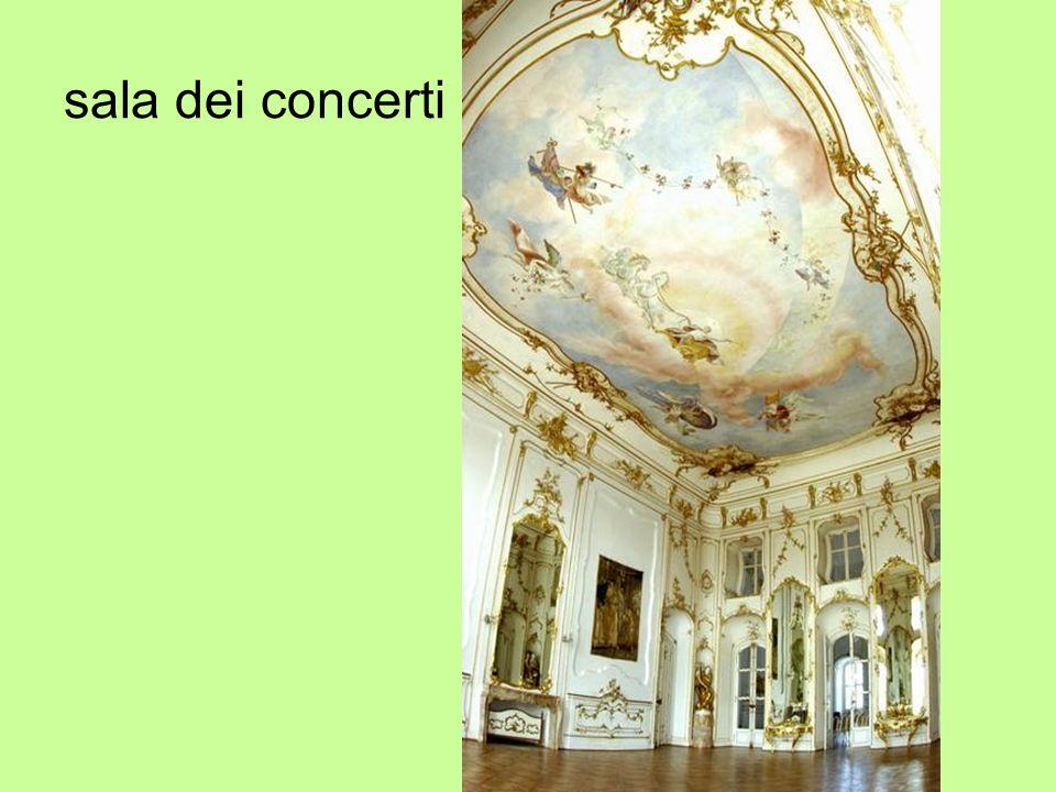 sala dei concerti