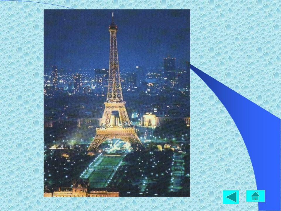 Il triangolo in Francia La torre Eiffel nacque nel 1889, costruita da un esperto costruttore di viadotti e ponti di ferro: Gustave Eiffel. Prima di in