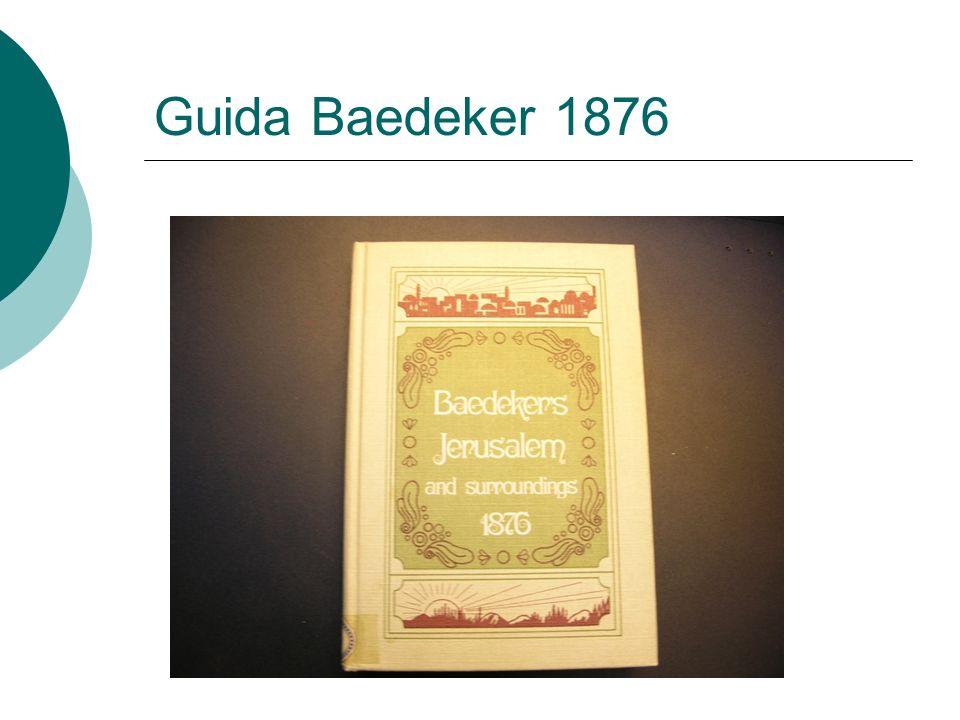 Guida Baedeker 1876