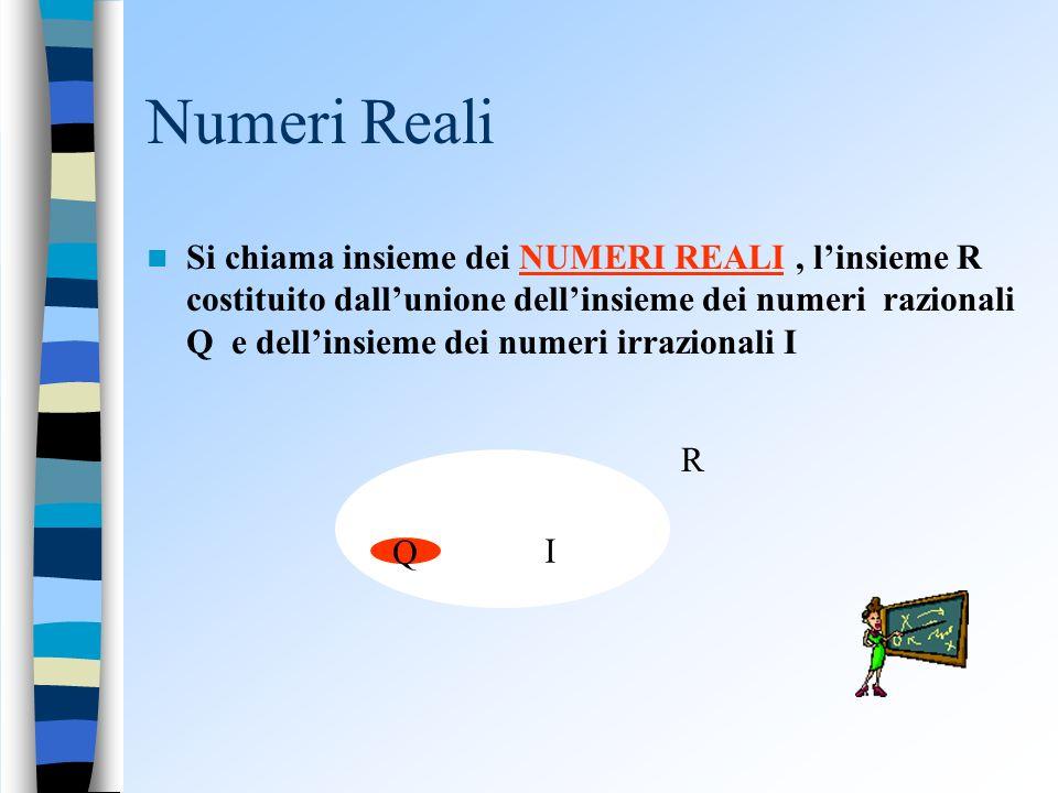 infinite non Numeri che hanno infinite cifre dopo la virgola ma che non si ripetono con regolarità: non si ottengono dividendo tra loro due naturali o