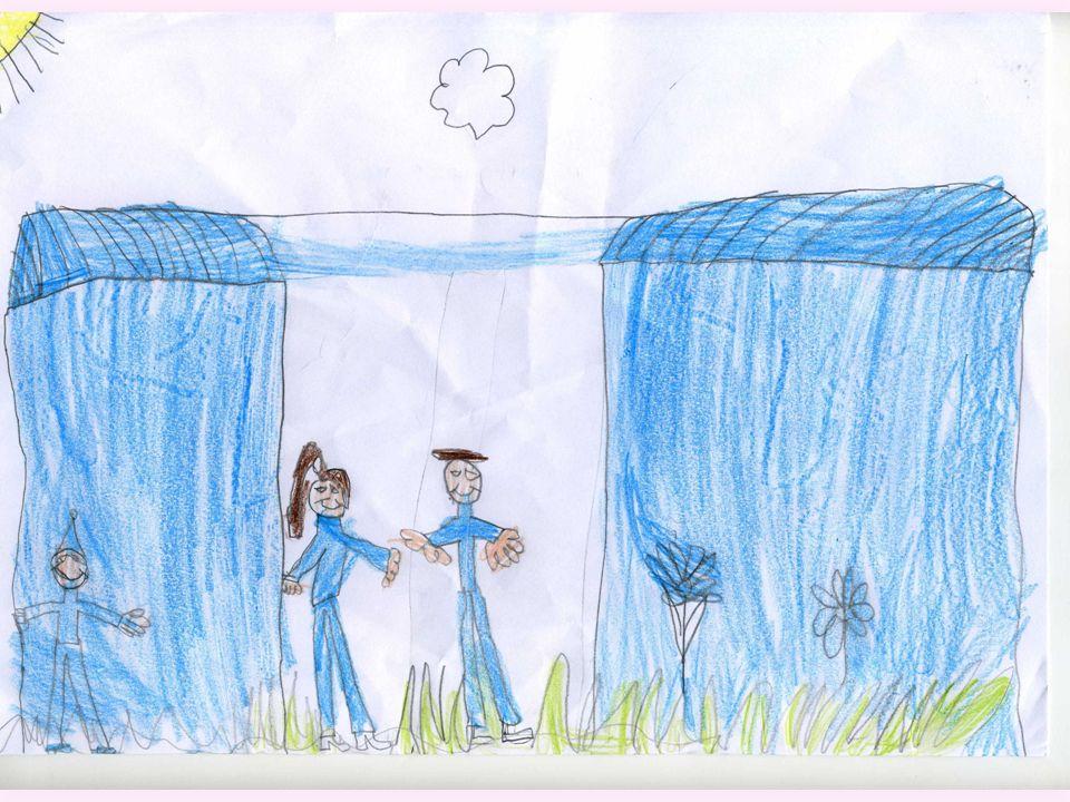 Giovanni allora gli spiega che anche lacqua può finire e gli spiega alcune regole che il suo bisnonno, il suo nonno e il suo babbo, gli hanno insegnato da quando era piccolissimo: Quando fai la doccia, prima ti bagni, chiudi il rubinetto, poi ti insaponi.