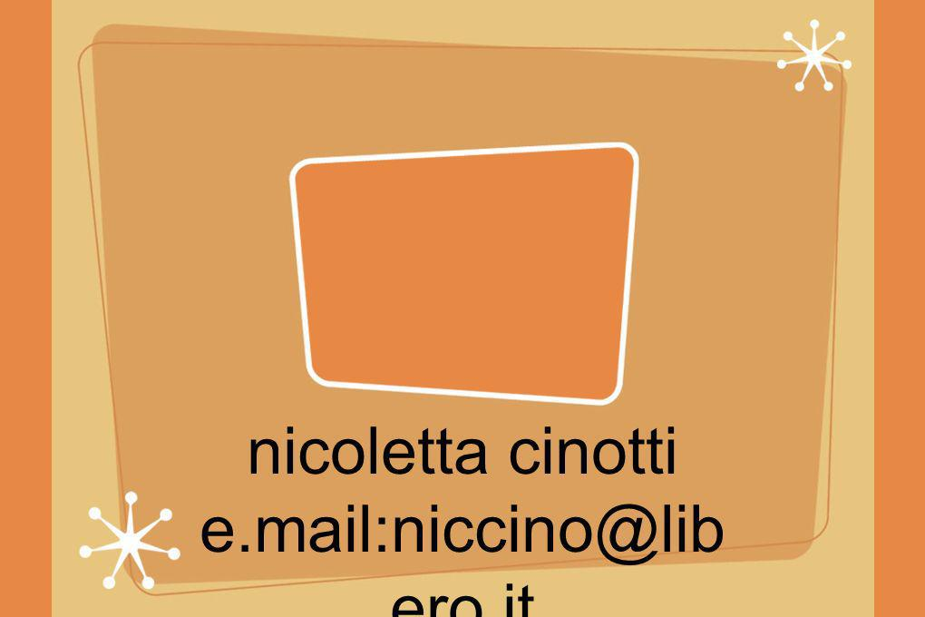 nicoletta cinotti ero.it