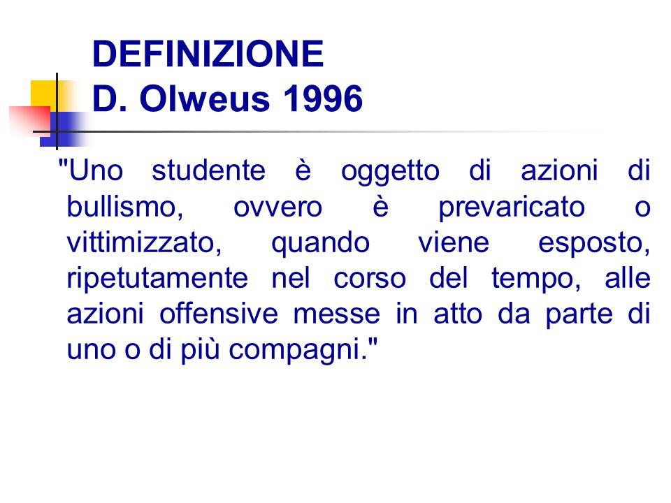 DEFINIZIONE D.