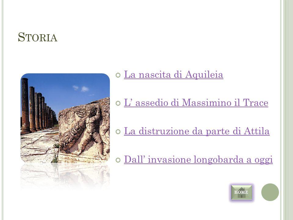 C OMMERCI ALL EPOCA ROMANA A partire dal periodo immediatamente successivo alla fondazione della colonia romana nel 181 a. C. Aquileia svolse un ruolo