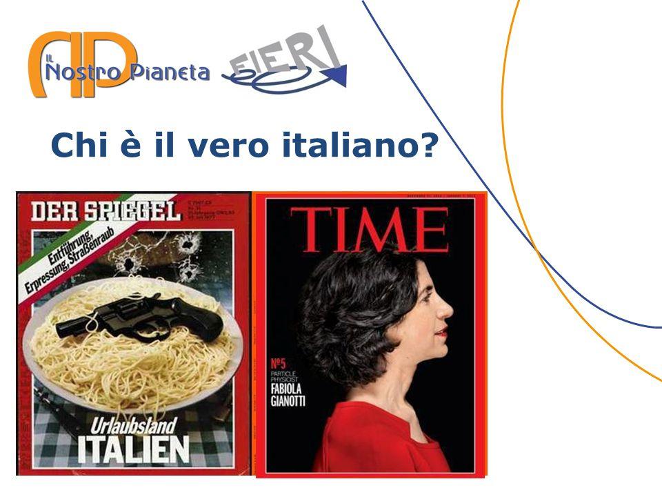 Chi è il vero italiano?