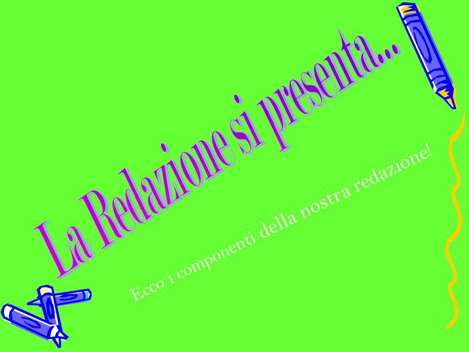 Ciao.Mi chiamo Fabiana Palozzi, ho 15 anni e sono nata a Roma.