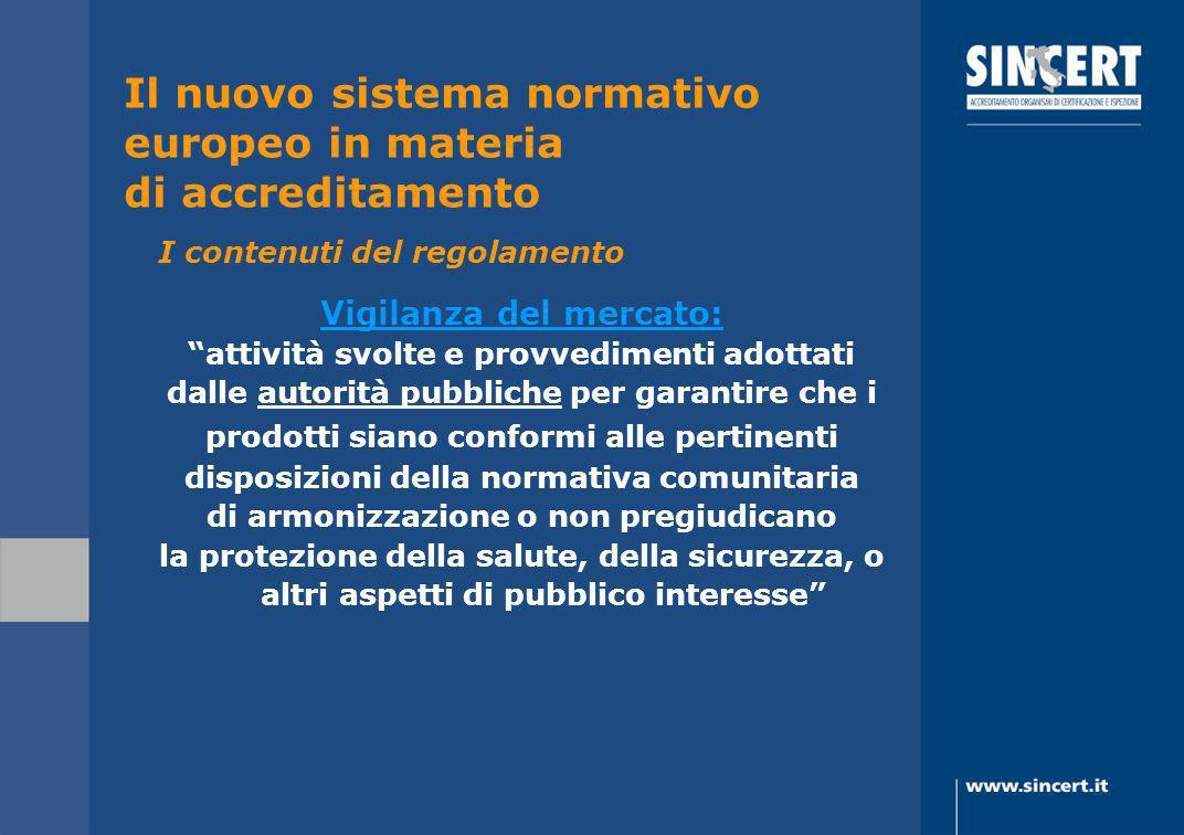 Vigilanza del mercato: attività svolte e provvedimenti adottati dalle autorità pubbliche per garantire che i prodotti siano conformi alle pertinenti d