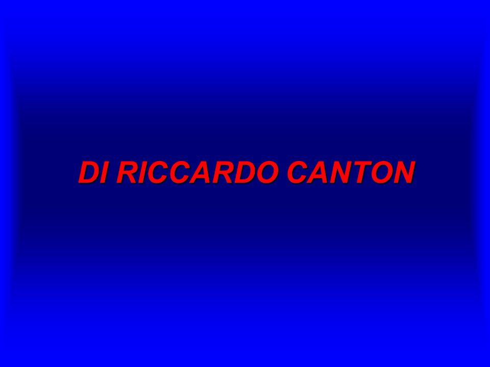 DI RICCARDO CANTON