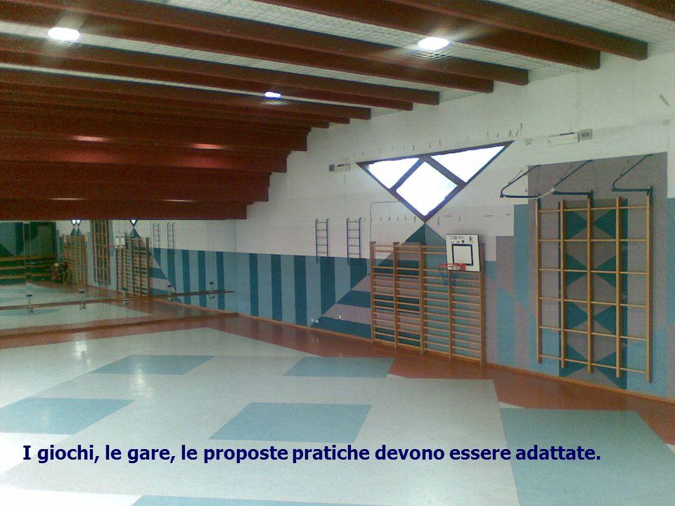 Altezza del Canestro mt 2,60 – Scuola Primaria mt 2,60 – Scuola Primaria (ma se serve anche di meno !) (ma se serve anche di meno !) mt 3,05 – Seconda