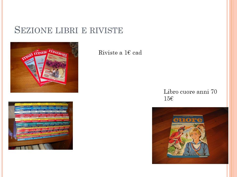 S EZIONE LIBRI E RIVISTE Enciclopedia Fotografare Fabbri editore 15 Vari libri a 2 e 5