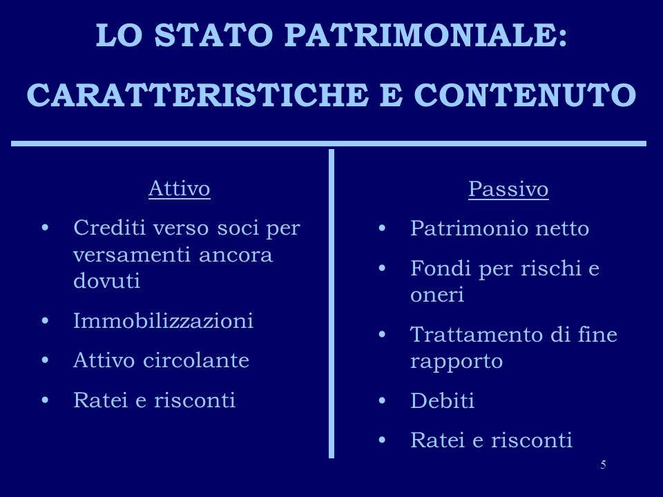 16 D) Ratei e risconti attivi Ai sensi del comma 6 dellart.