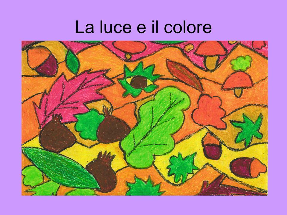 La luce e il colore