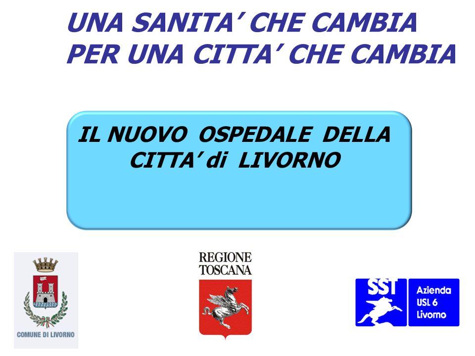 Nuovo Ospedale B. Giovanni XXIII - Bergamo Nuovo Ospedale di Legnano