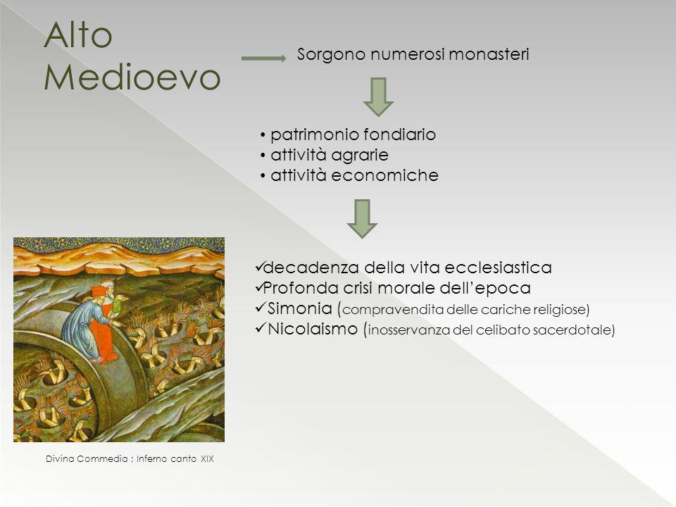 Nel 1669, a seguito della devastante eruzione dell Etna, la colata raggiunse ed accerchiò Catania lambendo le mura del cenobio e lesionandolo, mentre una lingua di lava, staccandosi dalla principale, distrusse la chiesa di San Nicolò.
