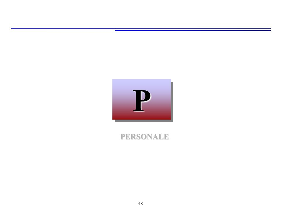 48 PERSONALE PP