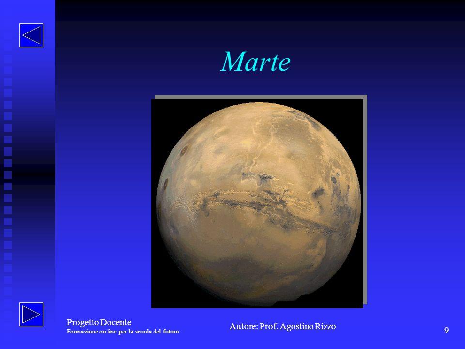 Autore: Prof. Agostino Rizzo Progetto Docente Formazione on line per la scuola del futuro 20 Urano