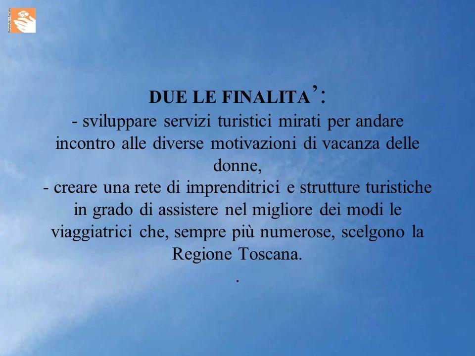 Benvenute in Toscana A tutte le donne BENVENUTE al POGGIO.