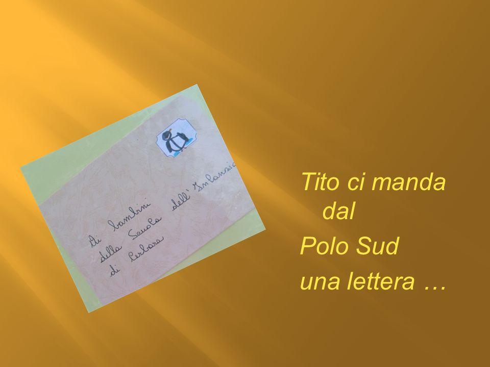 Ed ora un folletto, Tito, ci porta a conoscere altri ambienti nel nostro Pianeta…. Noi Tito ce lo immaginiamo così…
