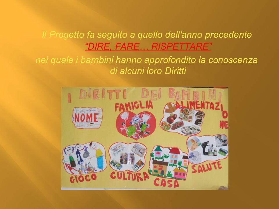 Bambini della sezione di 3 / 4 anni Bacchi Danila Falaschi Daniela Bambini della sezione di 4 / 5 anni Gabrielli Paola Massetti Patrizia Bambini della